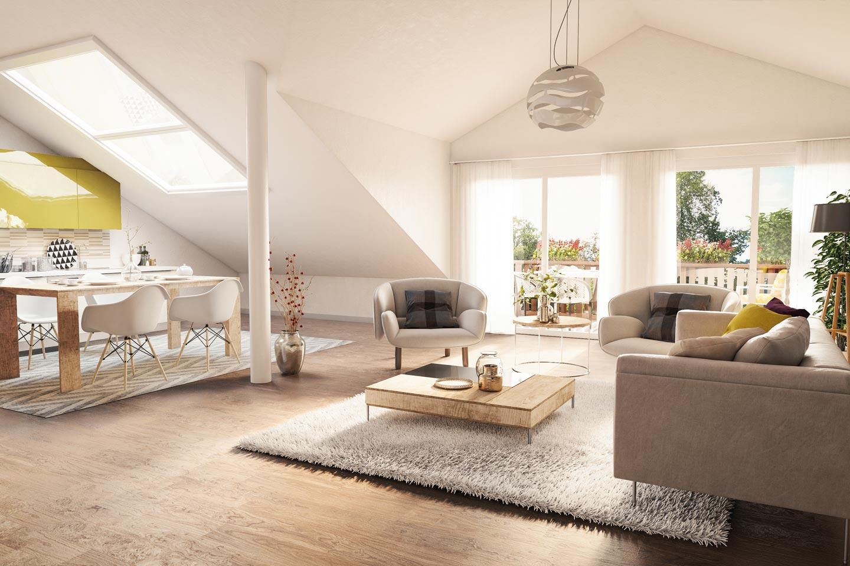 eigentumswohnungen garmisch partenkirchen residenz pommer massivbau. Black Bedroom Furniture Sets. Home Design Ideas